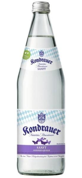 LOGO_Kondrauer Mineralwasser Naturell 0,75 l Leichtglas