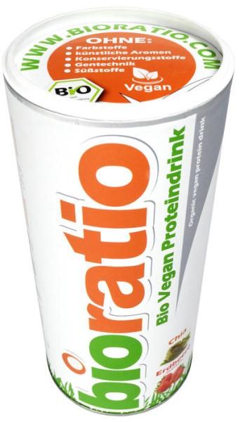 LOGO_BIORATIO ORGANIC PROTEIN DRINK CHIA STRAWBERRY