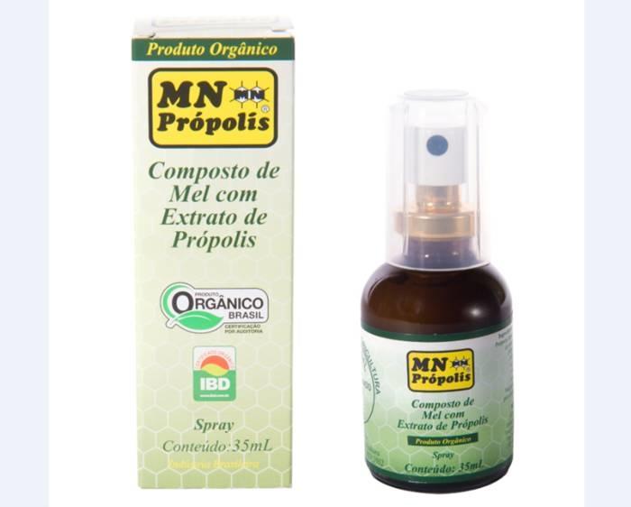 LOGO_Organic Propolis Spray