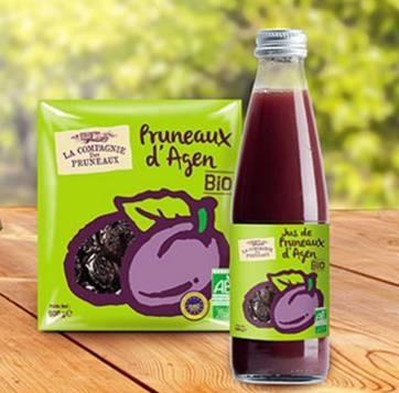 LOGO_Organic Agen prunes