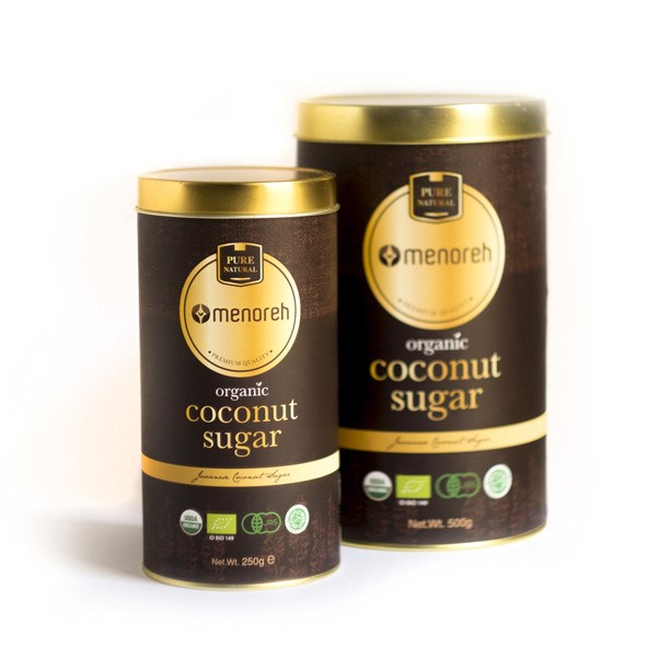 LOGO_Organic Coconut Sugar – Fine grind