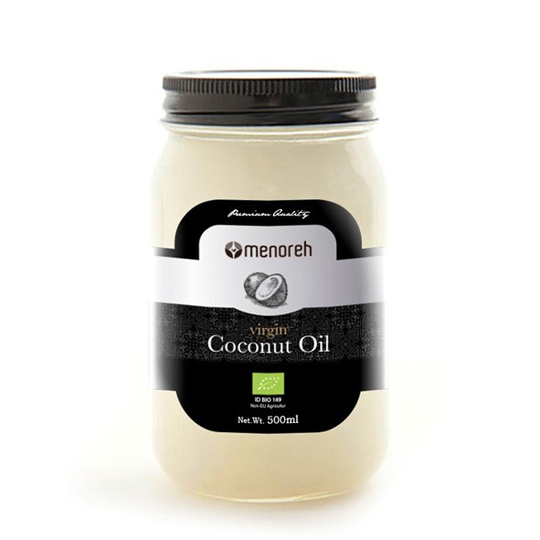 LOGO_Organic Virgin Coconut Oil (VCO)
