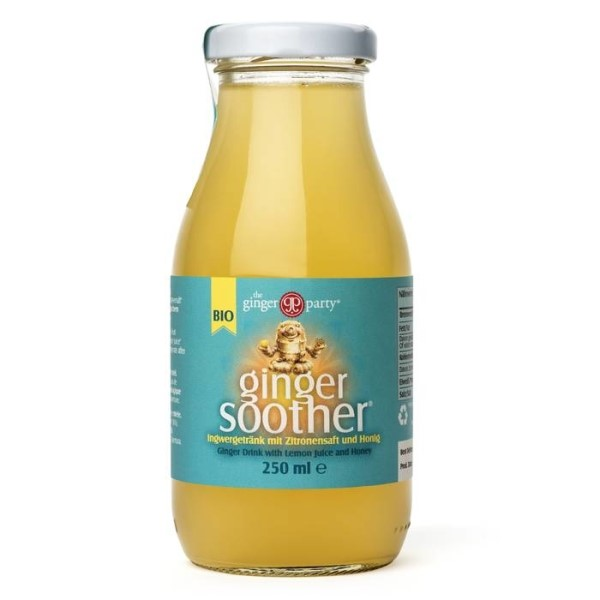 LOGO_Bio Ginger Soother