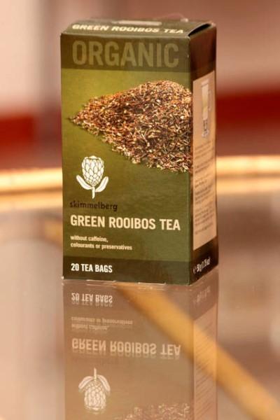 LOGO_Organic Green Rooibos Leaf