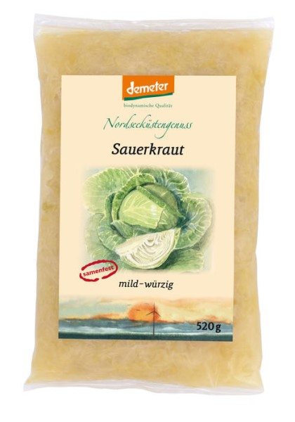 LOGO_mild and savoury Sauerkraut
