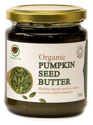 LOGO_Pumpkin seed butter