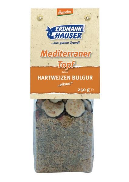 LOGO_Mediterran pot with durum wheat bulgur