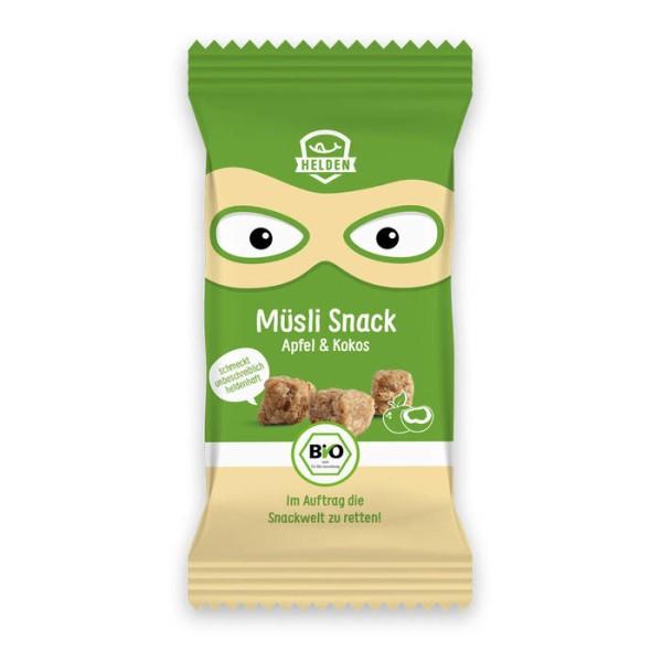 LOGO_WUPP Muesli Snack Apple & Coconut