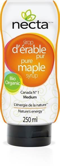 LOGO_Organic maple syrup