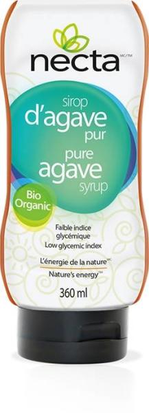 LOGO_Organic agave syrup