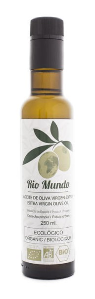 LOGO_Rio Mundo Organic Extra Virgin Olive Oil 250 ml