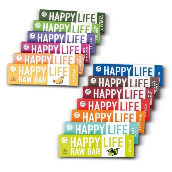 LOGO_HAPPYLIFE BIO & RAW ENERGIERIEGEL
