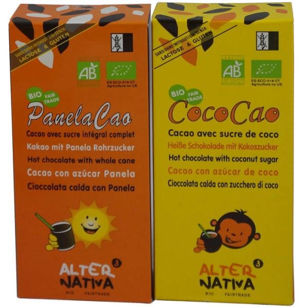 LOGO_Heiße Schokolade: Spezialitäten