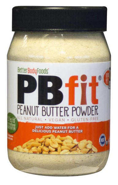 LOGO_Betterbody Foods PB Fit Peanut Butter Powder