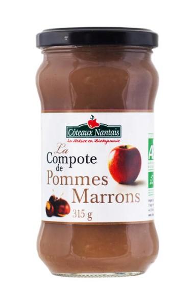 LOGO_Kompotte Apfel Marone