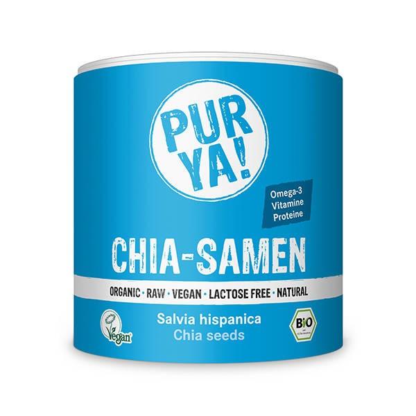LOGO_PURYA CHIA-SAMEN - die starken Energiespender!