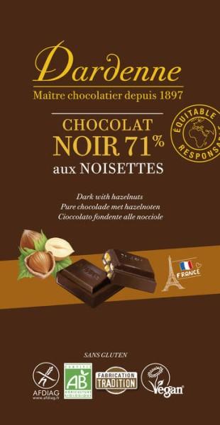 LOGO_ZartbitterSchokolade mit Haselnüssen