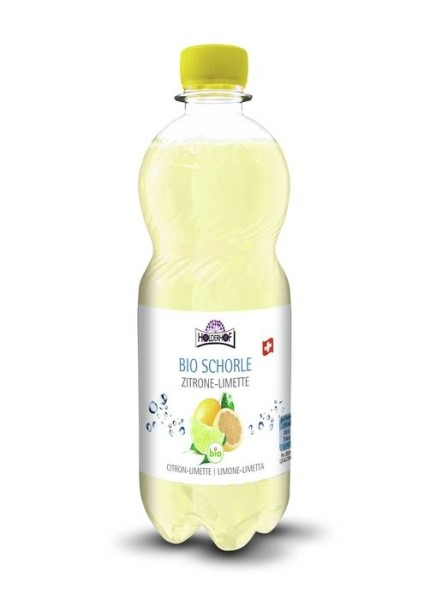 LOGO_Organic lemon-lime splash