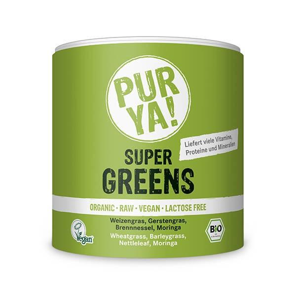 LOGO_PUR YA!  BIO Super Greens