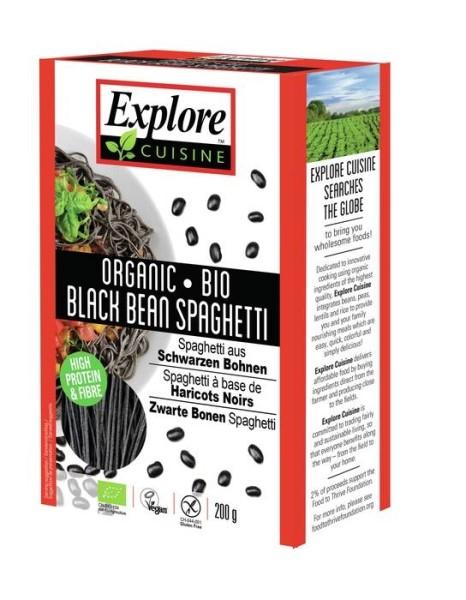 LOGO_Spaghetti aus schwarzen Bohnen