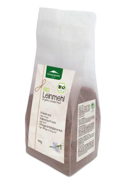 LOGO_Schneekoppe organic linseed flour