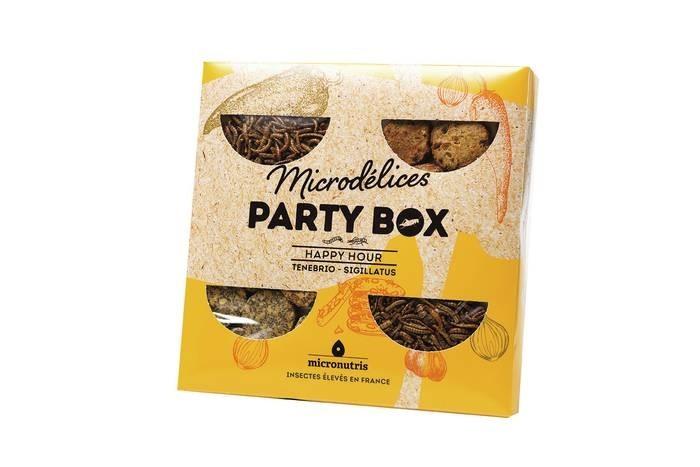 LOGO_PARTY BOX - Happy hour