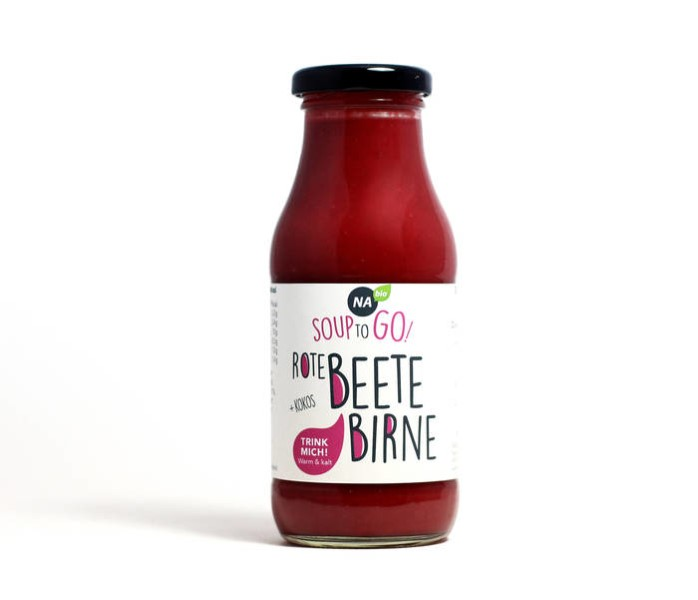 LOGO_NABIO – SOUP TO GO *Beetroot Pear*
