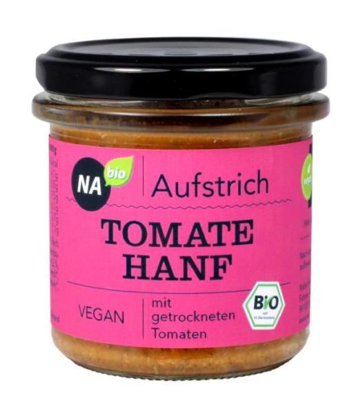 LOGO_NABIO – Aufstrich Tomate Hanf