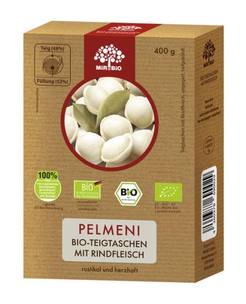 "LOGO_""Pelmeni"" organic dough bags with beef"