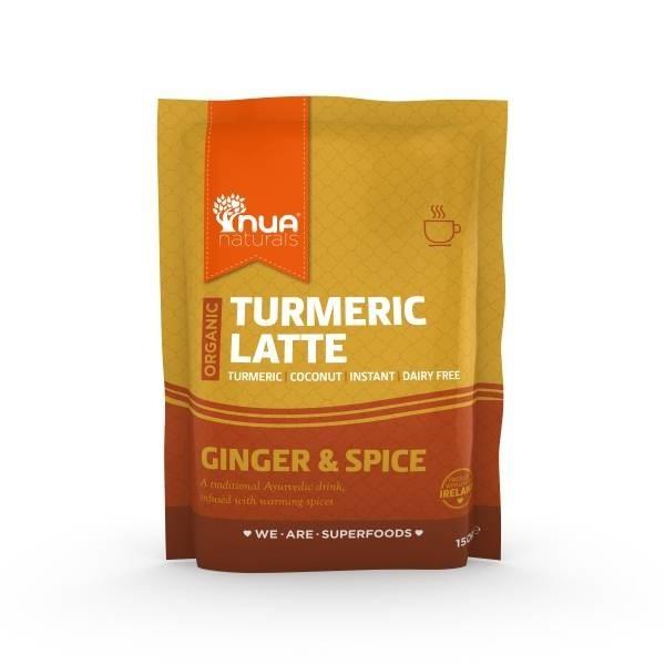 LOGO_Turmeric Latte Ginger & Spice