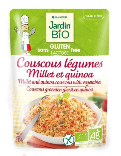 LOGO_JBS Doypack Couscous légumes Millet et quinoa (Gluten Free)