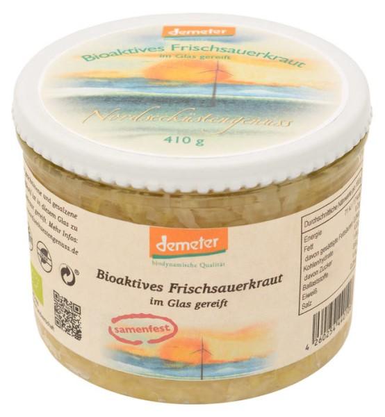 LOGO_Probiotic fresh Sauerkraut, aged in the jar