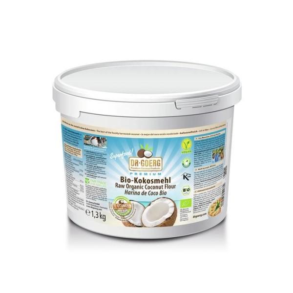 LOGO_Dr. Goerg Premium Bio-Kokosmehl, 1,3 kg