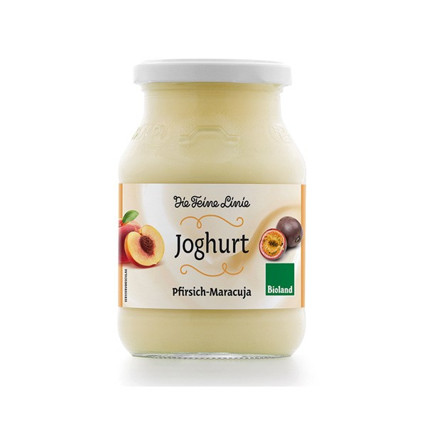 LOGO_fruit yoghurt with peach and passionfruit