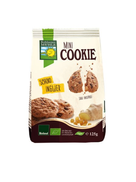 LOGO_Mini Cookie Schoko Ingwer