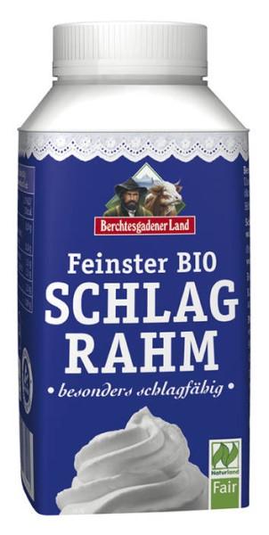 LOGO_Frischer Bio-Schlagrahm 32%, 250 ml, Tetra Top, Naturland Fair