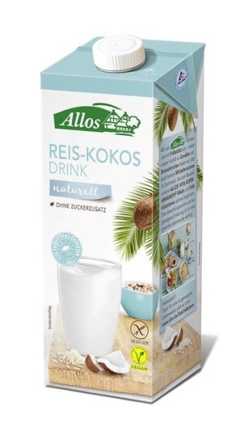 LOGO_Allos Rice Coco Drink, 1l