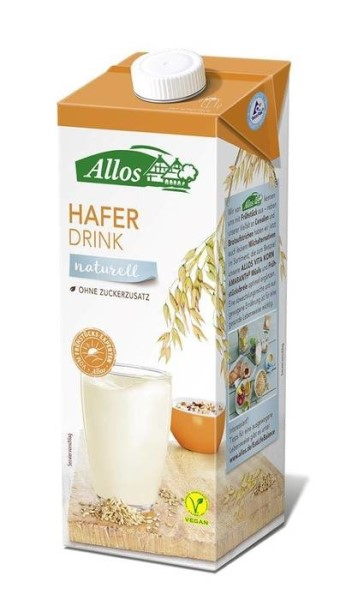 LOGO_Allos Hafer Drink, 1l