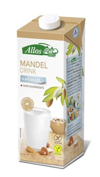 LOGO_Allos almond Drink, 1l