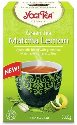 LOGO_Green Tea Matcha Lemon