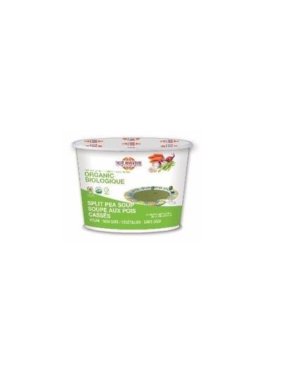 LOGO_Taste Adventure Organic Split Pea Soup Mix Cup