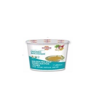 LOGO_Taste Adventure Organic Golden Pea Soup Mix Cup