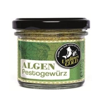 LOGO_ALGAE Pesto Spice, vegan