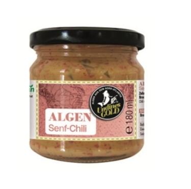 LOGO_ALGAE Mustard Chili, vegan