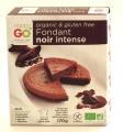 LOGO_Organic & gluten free Intense DARK CHOCOLATE cake