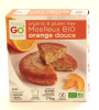 LOGO_Organic & gluten free Sweet ORANGE sponge cake