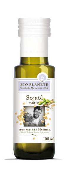 LOGO_Soyabean Oil virgin - 250 ml