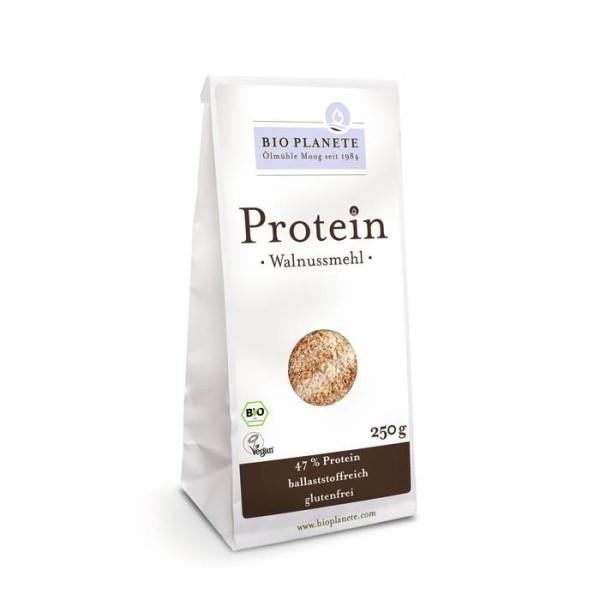 LOGO_Protein Walnut Flour, 250 gr