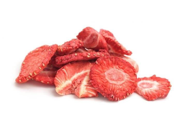 LOGO_Gefriergetrocknete, vakuumgetrocknete und eingelegte Früchte