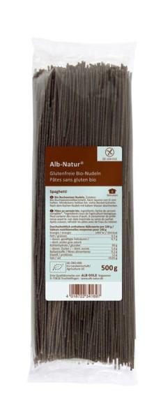 LOGO_Alb-Natur Organic Buckwheat Spaghetti